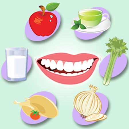 Makanan Baik Untuk Kesehatan Gigi