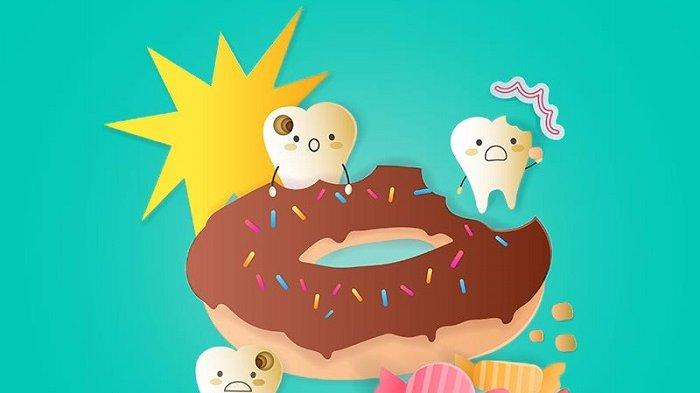 Makanan Berdampak Buruk Untuk Kesehatan Gigi